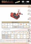 TECHNICAL FILE ROSCAMATIC - 4 - Ega Master - Page 2