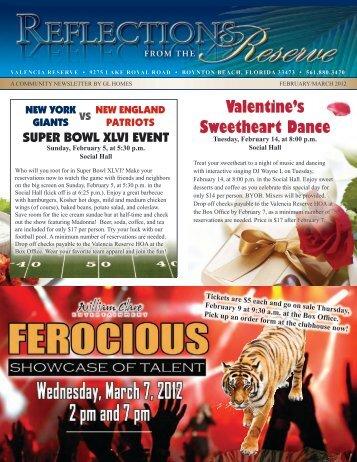 Valentine's Sweetheart Dance - GL Homes