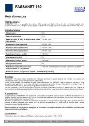 FASSANET 160 - Infobuildenergia.it