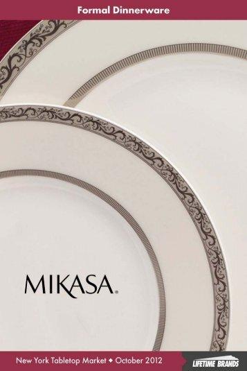 Mikasa® Adelaide Platinum - Lifetime Brands