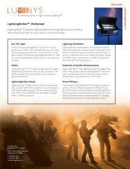 LightningStrikes-Brochure - stagecraft fundamentals