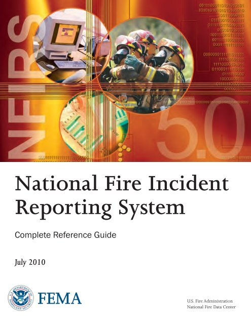 NFIRS Reference Guide Missouri Division of Fire Safety