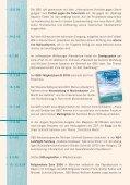 TÄTIGKEITSBERICHT 2006 - Giordano Bruno Stiftung - Seite 6