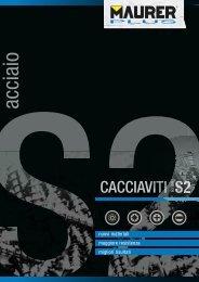 CACCIAVITI S2acciaio - Maurer - Ferritalia