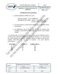 Gin-03- Diagnostico y tto del Cancer de endometrio_v0-08 ... - osecac