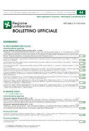 bollettino lombardia 3-11 - Comune di Verbania