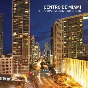 CENTRO DE MIAMI - Miami Downtown Development Authority
