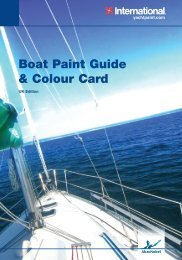 International Boat Paint Guide & Colour Card - Boatpaint.co.uk