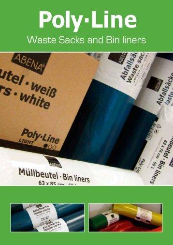 Waste Sacks and Bin liners