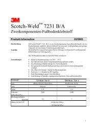 Scotch-Weld 7231 B/A - 3M