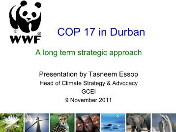 Essop - WWF South Africa