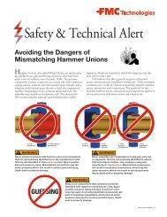 Safety & Technical Alert - Eoss.com