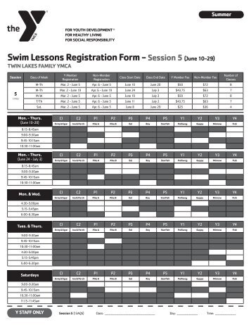 For 3 vs 3 basketball tournament registration form swim lessons registration form session 5june 10 29 ymca of pronofoot35fo Gallery