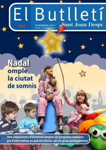 BUTLLETI 222 web.pdf - Ajuntament de Sant Joan Despí