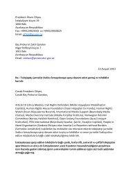 in Azeri Khadija letter - Reporters Without Borders