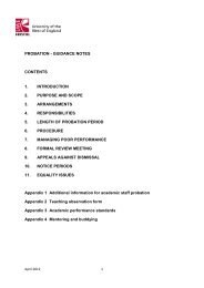 PROBATION - GUIDANCE NOTES CONTENTS 1. INTRODUCTION ...