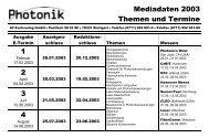 Mediadaten 2003 Themen und Termine 1 2 3 4 - AT-Fachverlag ...