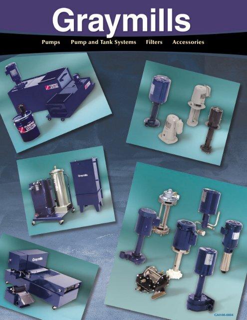 Coolant Pump & Tank Systems - Rowe Sales & Service Inc.