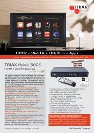 TRIAX Hybrid 600S