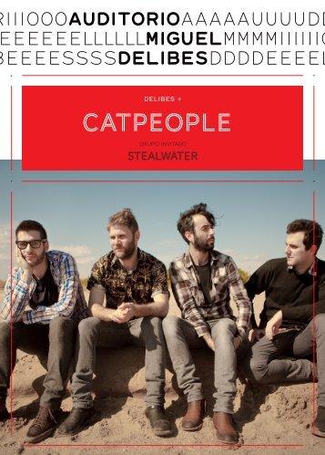 CATPEOPLE - Blog del Auditorio Miguel Delibes