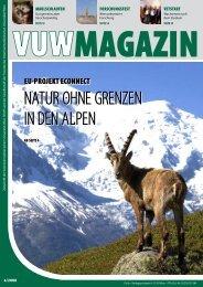 Natur ohNe GreNzeN iN deN alpeN - VET-MAGAZIN.com