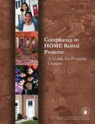 Compliance in HOME Rental Projects - Arizona Department of ...