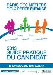 Ees09 Guide 1 7mise En Page 1 Carrefour Emploi