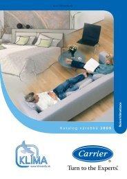 Katalog výrobků 2009