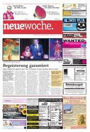 Verkaufsoffener Sonntag – 6. Oktober 2013 in Heidenheim