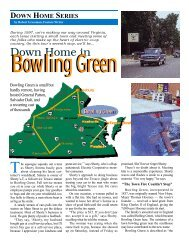 Bowling Green - Cooperative Living Magazine