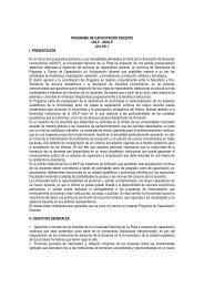Descargar pautas para la presentación de proyectos - Universidad ...