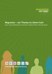 Migration – ein Thema im Unterricht - Demokratiezentrum Wien