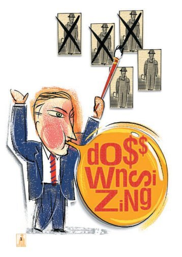 Organisational Downsizing by Peter Carswell - University of ...
