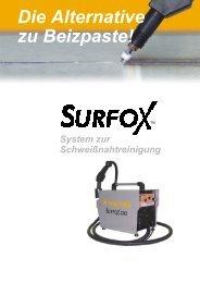 Prospekt Surfox 9/2005 - Bio-Circle