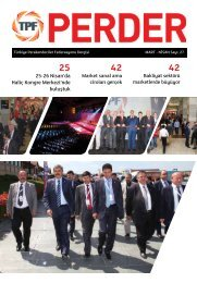 YZB 2012 - Türkiye Perakendeciler Federasyonu