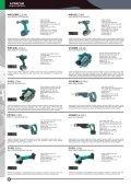 Katalog nářadí Hitachi 2010/11 - TOP CENTRUM - Page 6