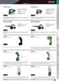 Katalog nářadí Hitachi 2010/11 - TOP CENTRUM - Page 7
