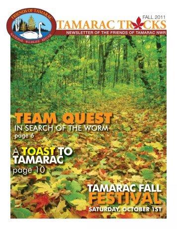 FESTIVAL - Friends of Tamarac National Wildlife Refuge