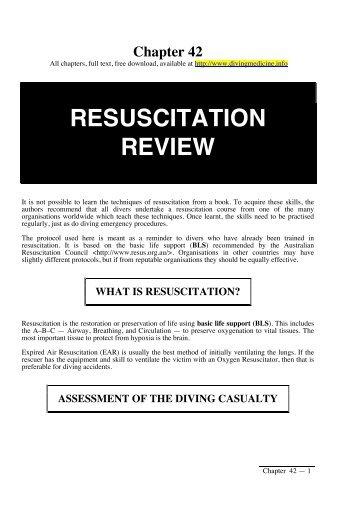 Ch 42 SM10c.pdf - Diving Medicine for SCUBA Divers