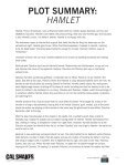 Hamlet Teacher's Guide - California Shakespeare Theater - Page 7