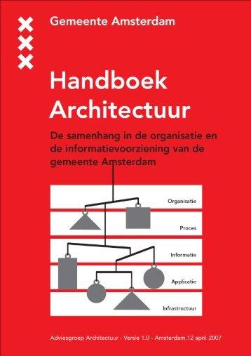Handboek Architectuur - XR Magazine