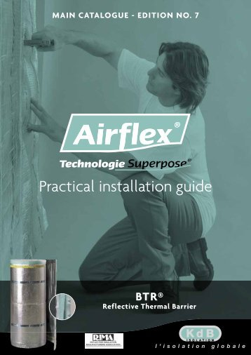Practical installation guide - Airflex.nl