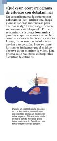 Ecocardiograma dE EsfuErzo con dobutamina - Veterans Health ... - Page 2