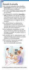 Ecocardiograma dE EsfuErzo con dobutamina - Veterans Health ... - Page 4