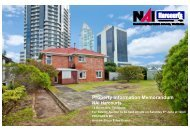 Property Information Memorandum NAI Harcourts - CampaignTrack