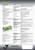Data sheet - INSTRUMENTATION DEVICES - Page 2