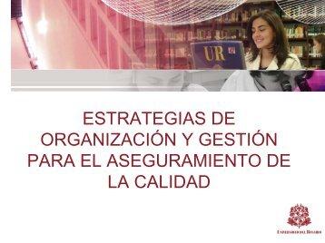 Dra. Yaqueline Ospina del Colegio Mayor de Nuestra Señora ... - CNA