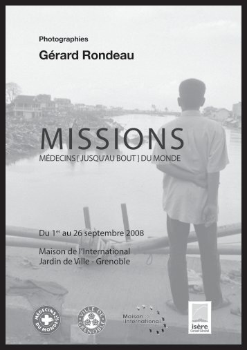 flyer rondeau.indd - Médecins du Monde