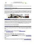 Practical information regarding the venue, maps, hotels, visas. - Page 4