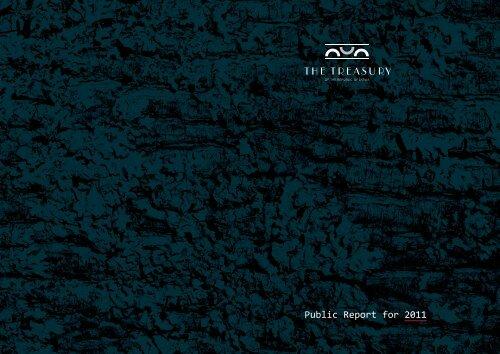 Public Report for 2011 - Valsts kase